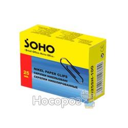 Скрепки SOHO 4904