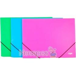 Папка на резинках Eco-Eagle 3050-00 Neon (Разноцветные)