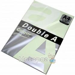 Бумага цветная Double А 5646 пастельная зеленая