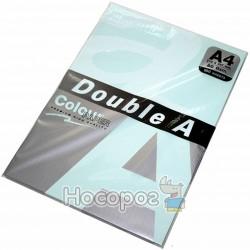 Бумага цветная Double А 5684 пастельная голубая