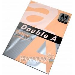 Бумага цветная Double А 2691 пастельная персиковая