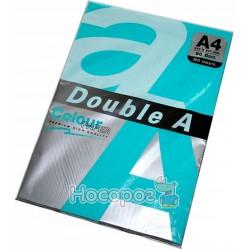 Бумага цветная Double А 2738 синяя