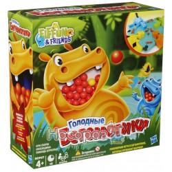 Игра Голодные бегемотики Hasbro 98936121