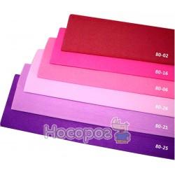 Бумага крепированная Fantasy 80-6/1-55 розовая