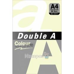 Бумага офисная Double цветной А4 0472