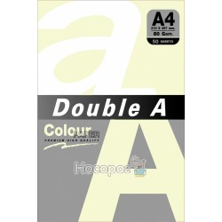 Папір ксероксний Double кольоровий А4 0472