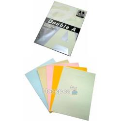 Бумага офисная цветная А4 Double A ассорти Р25
