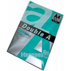 Бумага офисная цветная А4 Double A Р25 (Бирюзовая)