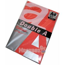 Бумага офисная цветная А4 Double A Р25 (Вишневая)