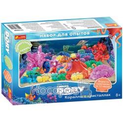 """Набор для опытов Ranok-Creative """"Кораллы в кристаллах. Рыбка Дори"""" 12176006Р"""