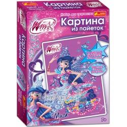 """Картинка из пайеток Ranok-Creative Муза """"Винкс 7"""" 15159070Р"""