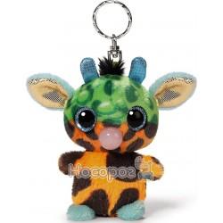Мягкая игрушка-брелок NICI Жираф 9 см 40433