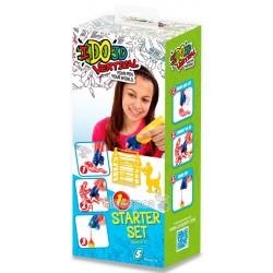 Набор для детского творчества 3Doodler Start с 3D-маркером - ЖИВОТНЫЕ