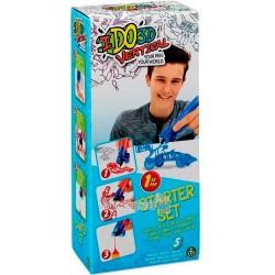 Набор для детского творчества IDo3D с 3D-маркером - ТРАНСПОРТ