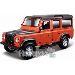 Автомодель Bburago - LAND ROVER DEFENDER 110