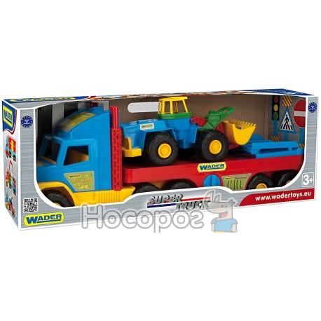 """Фото Трактор Тигрес """"Super truck"""" 36520"""