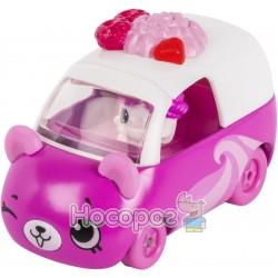 Мини-машинка SHOPKINS CUTIE CARS S1 Йогурт-карт 56584