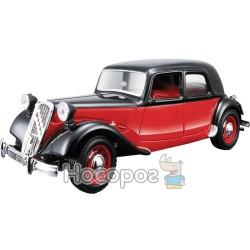 Автомодель Bburago - CITROEN 15 CV TA (1938) 18-22017