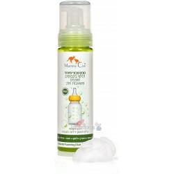 Натуральная пенка для мытья бутылочек и сосок с цитрусовыми маслами и анисом (200 мл, IL) Mommy Care
