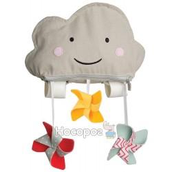 Развивающая игрушка для коляски и автокресла Taf Toys тенистый полдень
