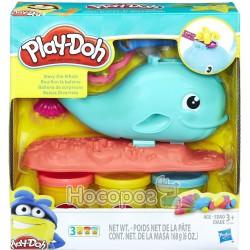 """Ігровий набір HASBRO серії Play-Doh """"Кит"""" 6332581"""