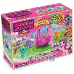 Игровой набор FILLY игровая площадка M081066-00B0