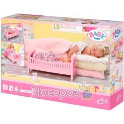 Кроватка Zapf для куклы BABY BORN - СЛАДКИЕ СНЫ 824399