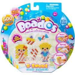 Ігровий набір аквамозаікі з намистин Beados Королівства солодощів