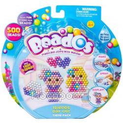 Ігровий набір аквамозаікі з намистин Beados День з друзями