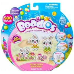 Игровой набор аквамозаики из бусинок Beados Веселые зайчики