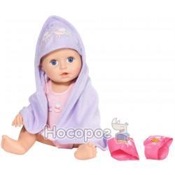 Інтерактивна лялька Zapf - BABY ANNABELL - НАВЧИ МЕНЕ ПЛАВАТИ