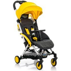 Коляска прогулочная Babyhit Amber Plus - Yellow Black 30166