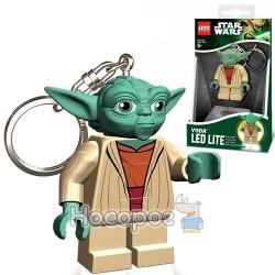 """Брелок-фонарик LEGO """"Звездные войны - Йода"""" LGL-KE11"""