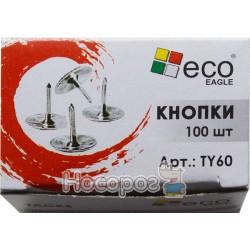 Кнопки-гвоздики EcoEagle TY60S