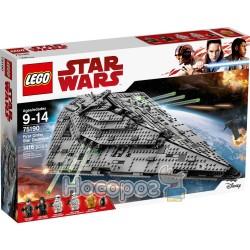 First Order Star Destroyer™ (Зоряний винищувач Пер 75190