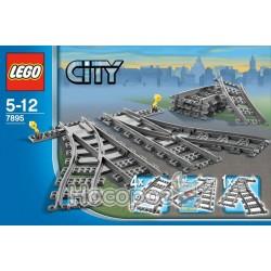 Железнодорожные стрелки LEGO 7895