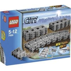 Гибкие пути LEGO 7499