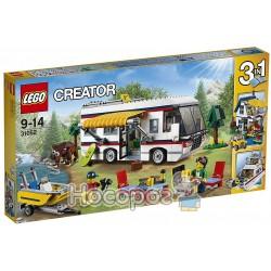 Отдых на каникулах LEGO 31052