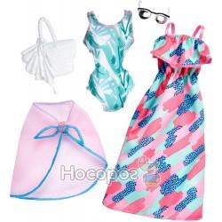 Набор двух комплектов одежды и аксессуаров МАТТЕL Barbie FKT27 / 31