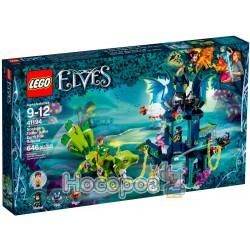 Конструктор LEGO Башня Ноктуры и спасение земляной лисы 41194