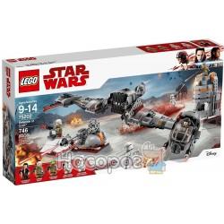 Конструктор LEGO Defense of Crait ™ (Оборона Крейты) 75202