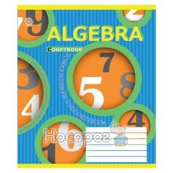 Тетрадь ЗУ 48 л. клетка Предметка (Алгебра) 791765/791748