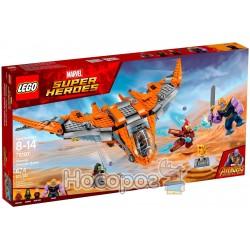 Конструктор LEGO Танос: вирішальна битва 76107