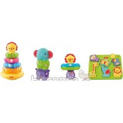 Игровой набор «Первые игрушки» 4-в-1 Fisher-Price CHD55