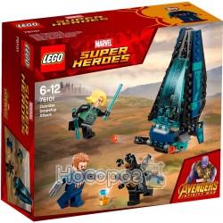 Конструктор LEGO Атака пришельцев 76101