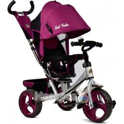 Велосипед трехколесный Best Trike 5700-4450 фиолетовый