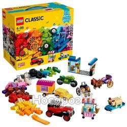 Конструктор LEGO Кубики и колеса 10715