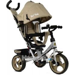Велосипед трехколесный Best Trike 5700-3540 бежевый