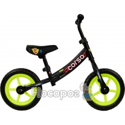 Велобіг CORSO С-7780 чорний