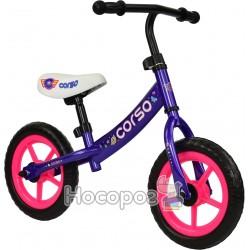 """Велобіг """"CORSO"""" С-7340 фіолетовий"""